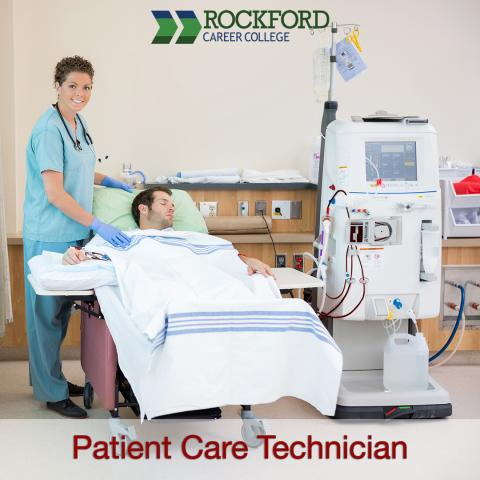 Learn why patient care technicians enjoy rewarding careers with great growth potential.